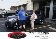 https://flic.kr/p/QMRfJn | #HappyBirthday to Maria  from Jay Simons at Van Griffith Kia! | deliverymaxx.com/DealerReviews.aspx?DealerCode=PXVJ