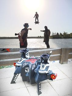 Flyboard Air is a Real-Life Hoverboard That Can Fly at Speeds Up to New Technology Gadgets, Futuristic Technology, Tech Gadgets, Jet Turbine Engine, Ai Programming, Iphone Design, Flying Car, Aircraft Design, Cool Inventions