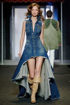90+ Chic Denim Dresses you must have now!