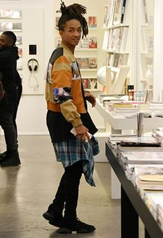 Jaden Smith's Style Evolution and Best Outfits