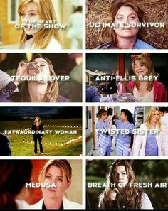 Meredith Grey: Ultimate Survivor is correct! Grey's Anatomy Tv Show, Grays Anatomy Tv, Greys Anatomy Memes, Grey Anatomy Quotes, Meredith Grey, Orphan Black, True Blood, Ncis, Buffy