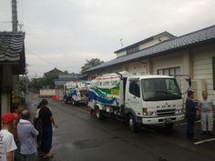 2012年9月23日(日) 古紙回収