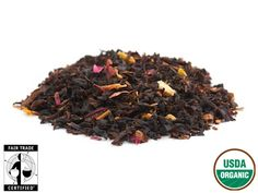 1896 - Floral Noir - This is going to be my next tea purchase. I can almost taste it already!