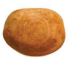 Mango Wood Plate at Wine Enthusiast - $24.95