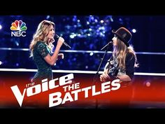 """The Voice 2015 Battle - Sawyer Fredericks vs. Noelle Bybee: """"Have You Ever Seen the Rain"""" - YouTube This is so amazing!!! Two of the most awesome vocalists in the whole season!!!!!!"""