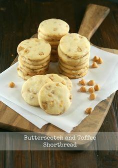 ... Butterscotch and Toffee Shortbread | Food Blogger Brunch & Cookie Swap