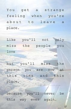 This is why I feel the way I do when I leave camp. I found the words to match the feelings Pretty Words, Beautiful Words, Cool Words, Wise Words, Great Quotes, Quotes To Live By, Inspirational Quotes, Good Guy Quotes, Motivational