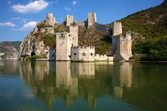 © B Jovanovic, Archive of the National Tourism Board of Serbia. This photogenic 13th-century Hungarian fortress is one of the highlights of the River Danube route.