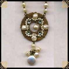 Pearl Jewelry Collection