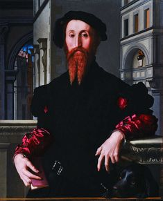 agnolo di cosimo | Bronzino Agnolo di Cosimo Ritratto di Bartolomeo Panciatichi