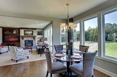 Plan 73365HS: Exclusive Craftsman with Flex Room and Optional Finished Lower Level