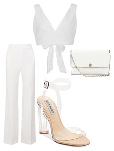 """""""Untitled #24"""" by lizzyc5 on Polyvore featuring Roland Mouret, Kalita, Steve Madden and Valextra"""
