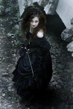 Best of Cosplaying: Harry Potter: Bellatrix Lestrange