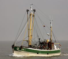 "SW1 ""Eltje Lodden""  * Typ: Shrimper Flag: Germany Port of registry: Wyk auf Föhr Owner: Henning Dulz Fisheries No. SW1 Length: 14.96 m Beam: 4.40 m Side height 1.40 m Gross tonnage: 20 tons Year built: 1957 Built by: Bültjer - Ditzum,Germany Engine: Hanomag Henschel Power: 146kW Engine year: 1977"