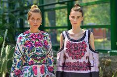 Digital print by Lana Dumitru Diana, Digital Prints, Leggings, Blouse, Model, How To Make, Clothes, Naive, Tops