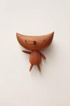 Yan Ruilin 2   Taiwanese wood-making artist Yan Ruilin (Yen Jui Lin)