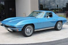1965 Chevrolet Corvette Maintenance/restoration of old/vintage vehicles: the material for new cogs/casters/gears/pads could be cast polyamide which I (Cast polyamide) can produce. My contact: tatjana.alic@windowslive.com