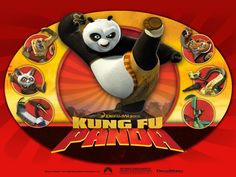 gratis skrivbordsbakgrund - Kung Fu Panda: http://wallpapic.se/tecknade-serier-och-fantasy/kung-fu-panda/wallpaper-28277
