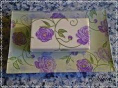 Resultado de imagen de trabajo hecho con servilletas