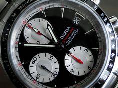 My OMEGA Speedmaster Date