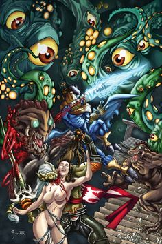 Legacy of Kain by ejimenez.deviantart.com on @deviantART