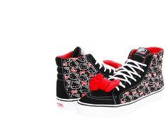 Vans SK8-Hi™ Slim (Hello Kitty) my kids luv them