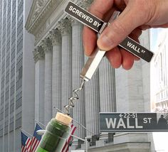 Screwed by Wall Street!