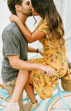 Turf to Surf Engagement Photos - Inspired By This
