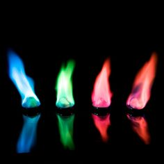 Image result for coloured fire