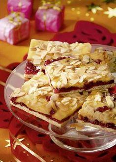 Ein fruchtiger Kuchen für kühle Wintertage