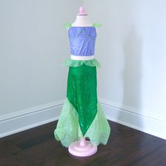 Mermaid Outfit | Once Upon A TreeHouse
