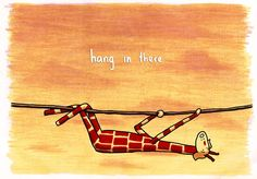 Posts about daily giraffes written by Penny Redshaw Giraffe Crafts, Giraffe Art, Cute Giraffe, Hang In There Quotes, Giraffe Quotes, Good Morning Motivation, Giraffe Pictures, Pewter Art, Psychedelic Drawings