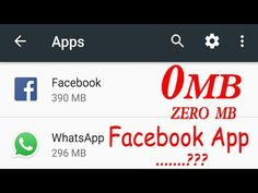 How to Reduce Facebook App Size | Reduce fb application size - (More Info on: http://LIFEWAYSVILLAGE.COM/videos/how-to-reduce-facebook-app-size-reduce-fb-application-size/)