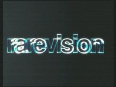Rarevision 80s Retro VHS Logo on Vimeo