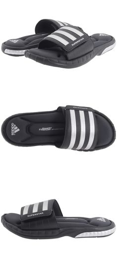 5322cc745a2058 Sandals and Flip Flops 11504  Superstar Adidas 3G Black Slides Athletic  Sport Sandals G40165 Men S Sizes 7-13 -  BUY IT NOW ONLY   33 on eBay!