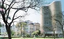 Edificio Niemeyer, Belo Horizonte, Brasil