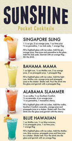 Mixed Drinks Alcohol, Alcohol Drink Recipes, Slushy Alcohol Drinks, Mixed Drink Recipes, Fruity Mixed Drinks, Mixed Alcoholic Drinks, Best Alcoholic Drinks Recipes, Tropical Drink Recipes, Frozen Drink Recipes