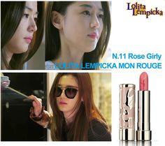 Jun ji hyun LOLITA LEMPICKA MON ROUGE Lipstick You Who Came From the Stars #AMOREPACIFIC