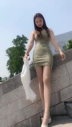 ujcLOVE has just created an awesome short video Beautiful Girl Indian, Beautiful Legs, Beautiful Dresses, Plus Size Costume, Pantyhose Fashion, Cute Japanese Girl, Cute Asian Girls, Sexy Dresses, Asian Beauty