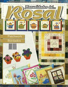 Manualidades del... ROSAL. 2009. Nº 9 - rosotali roso - Webové albumy programu Picasa
