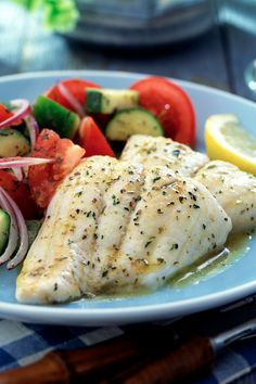 Looking for a new seafood recipe this lenten season? This baked tilapia dish will leave everyone wanting seconds.