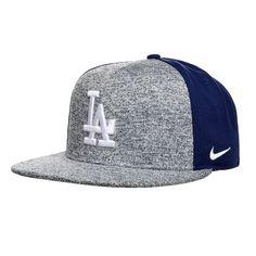 e402f61017903 Nike Los Angeles Dodgers New Day True Snapback Hat (Gray)