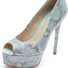 B Brian Atwood blue Bombola pumps Peeptoe pumps  Blueish and greyish Worn a few times price negotiable  Show stopping shoes  Sz 8 Fits 7.5-8 B Brian Atwood Shoes Heels Women's Fashion, Fashion Shoes, Fashion Tips, Fashion Trends, Fashion Design, Brian Atwood Shoes, Blue Pumps, Blue Shoes, Peep Toe Pumps