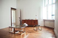 Boris Radczun — Unternehmer und Gastronom, Apartment, Berlin-Tiergarten.