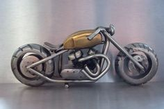 cafe racer motorcycle by RSWelder on Etsy