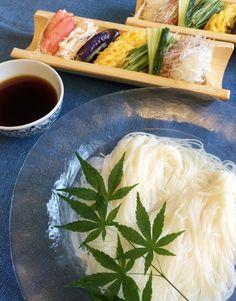 七夕には「素麺」を! ~ ニッポンの食卓文化を知る (2/2) キレイコラム [キレイスタイル] - hana(ウスイハナコ) -