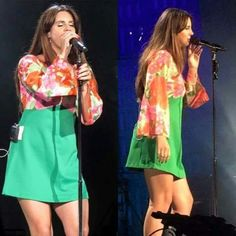 Lana Del Rey The endless summer tour