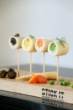 squisitoO!: Haut les cœurs...de palmier ! inspired by chef G. Achatz (Alinea 3*- US)