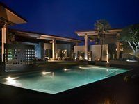 Kind of like a mausoleum this California Compound, Built on Spec, Tries for $36M - (from Curbed National).