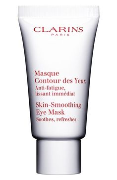 Clarins+Skin-Smoothing+Eye+Mask+available+at+#Nordstrom
